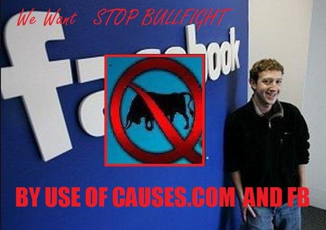 ban the cruel practice of bullfighting worldwide