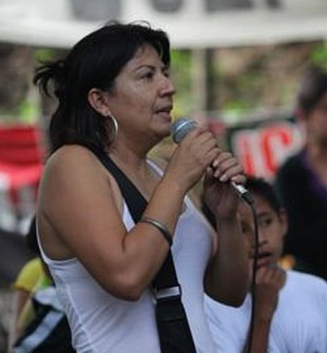Stand with Guatemala's Human Rights Heroes