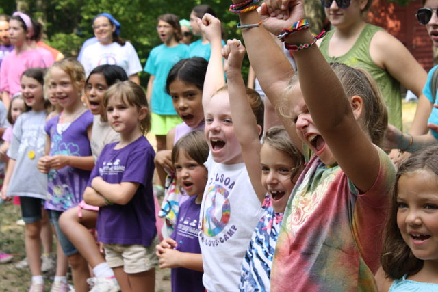 Be a Hero - Send a Girl to Girl Scout Camp!