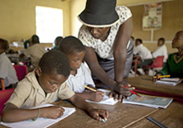 Support UNICEF's Schools for Africa Program