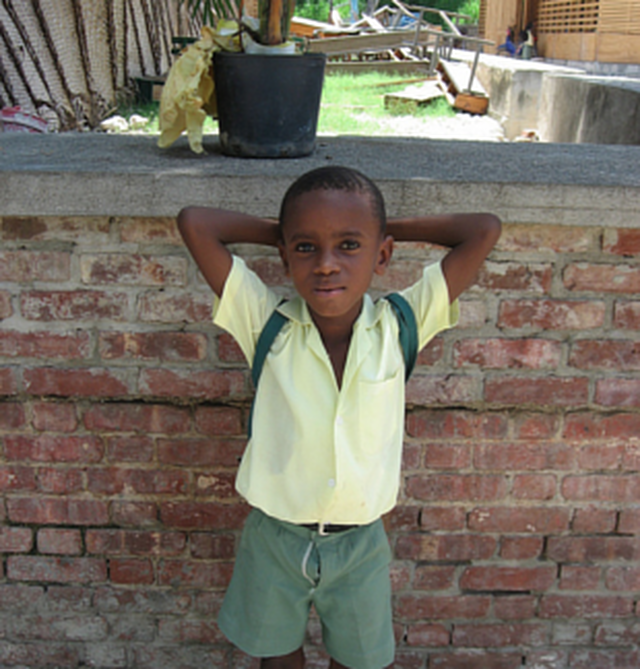 Back to School with Operation USA: HAITI