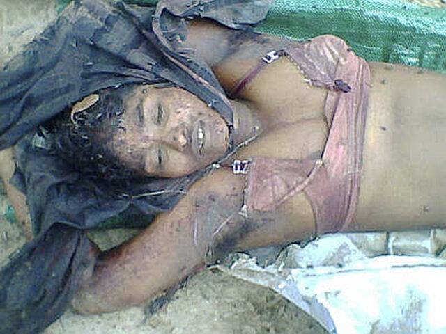 Prosecute Mahinda Rajapaksa for War crimes and Tamil Genocide