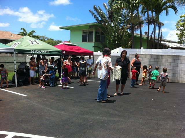 Hawaiian language preschool needs safe outdoor space