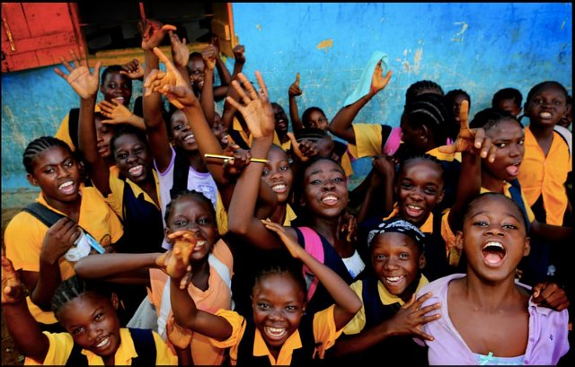 Making Change Happen: Getting Girls From Brothels to Classrooms