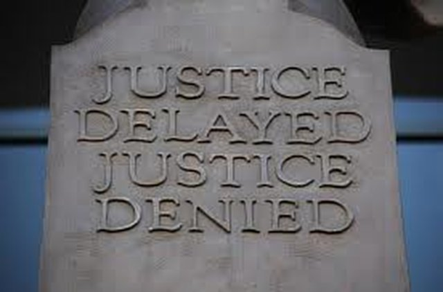 Remove ABSOLUTE JUDICIAL IMMUNITY - Hold the Judicial community responsible for their actions