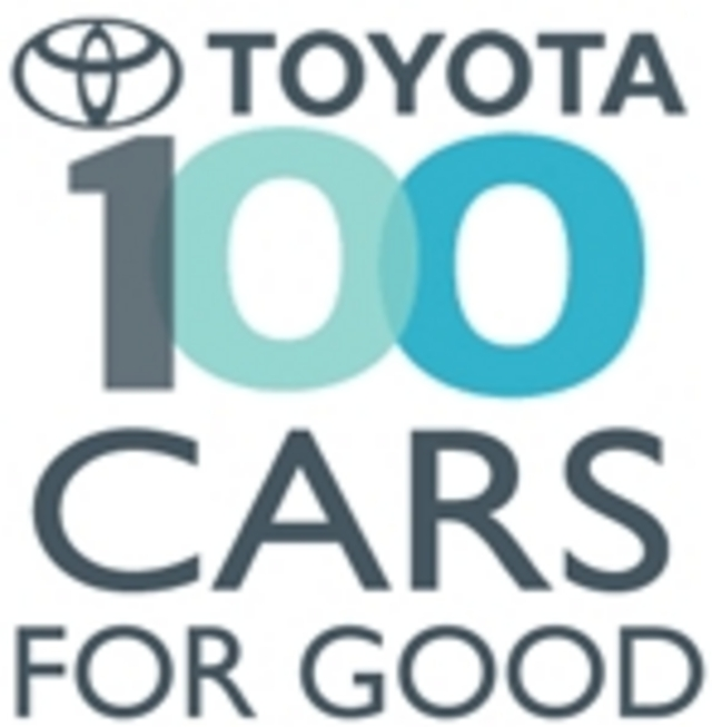 Pledge to vote and help us win a Toyota!