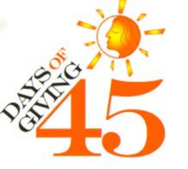 45-Day of Giving Campaign