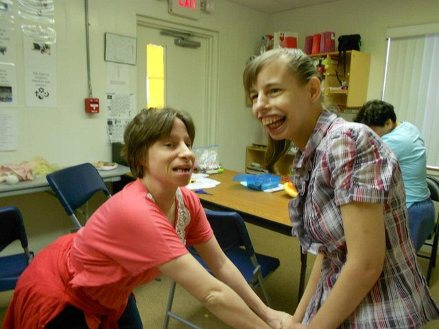 services for developmentally disabled adults