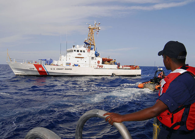 end rape in the Coast Guard