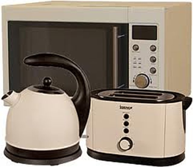 GIVE US A MICROWAVE AND A KETTLE AT WILBERFORCE COLLEGE