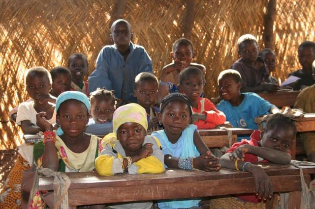 Help us build schools in Mali, Africa