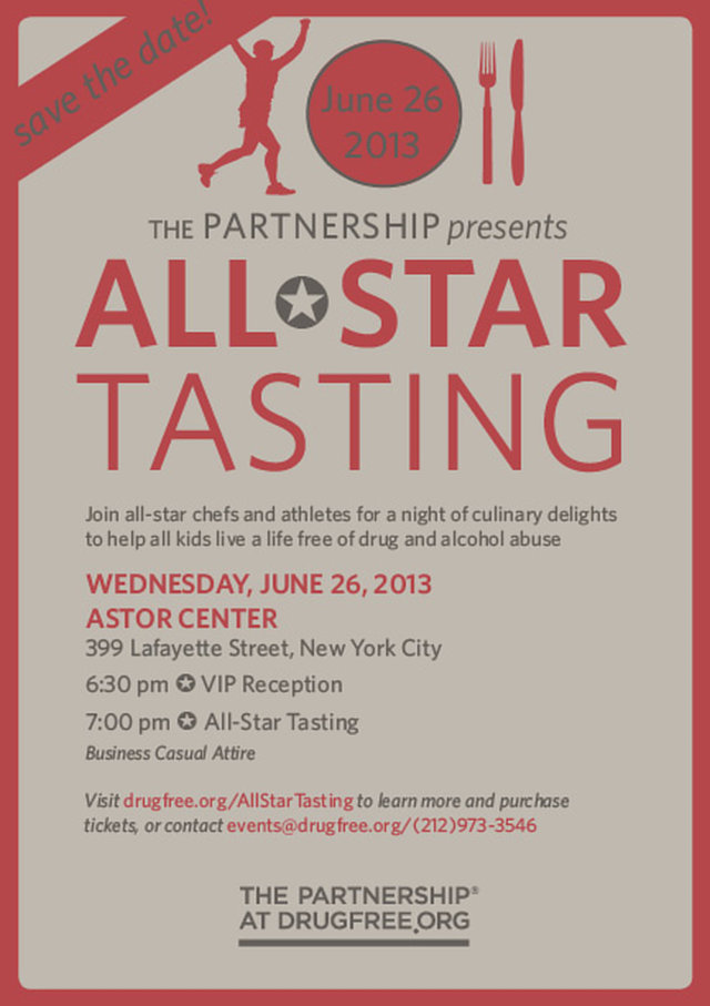 Last Chance to Buy Your All-Star Tasting Tickets!