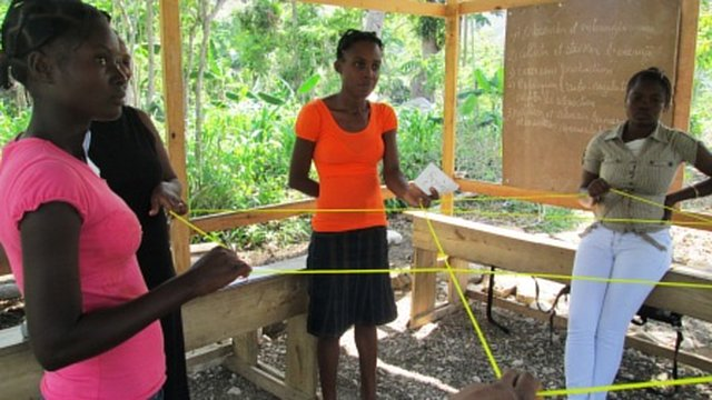 Strengthen the Voice of Rural Girls in Haiti
