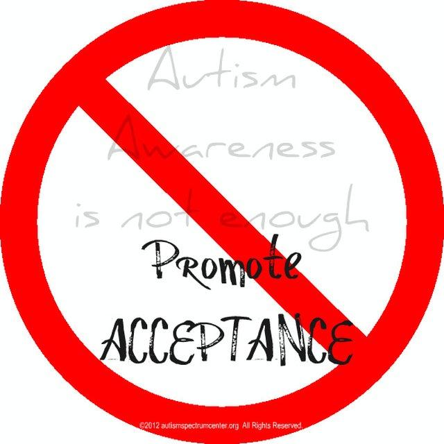 Promote Autism Acceptance