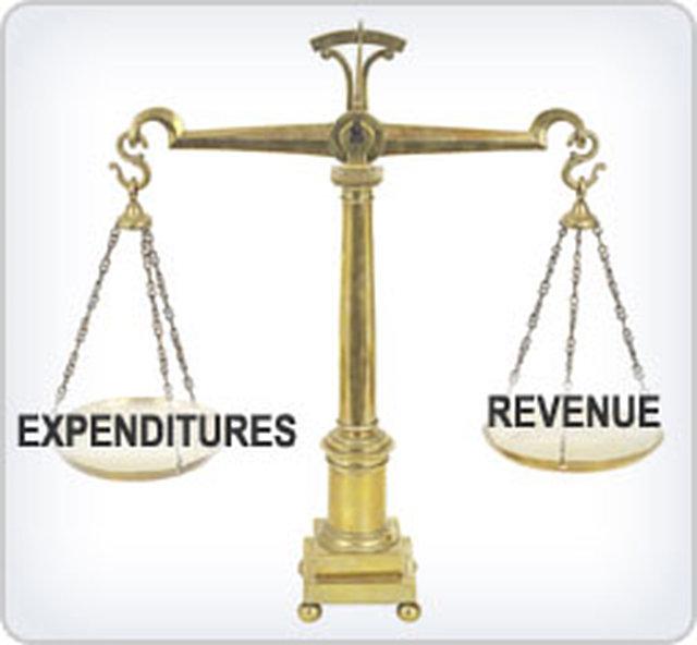 Pledge to balance your budget.