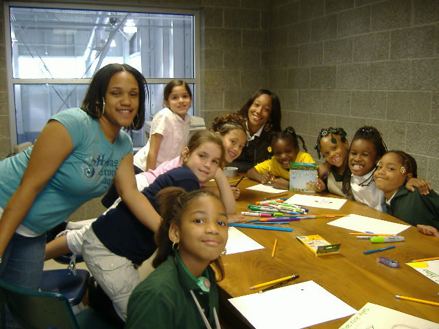 give children in Camden County access to great programs!