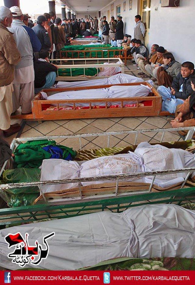 stop Shia killing in Quetta Pakistan