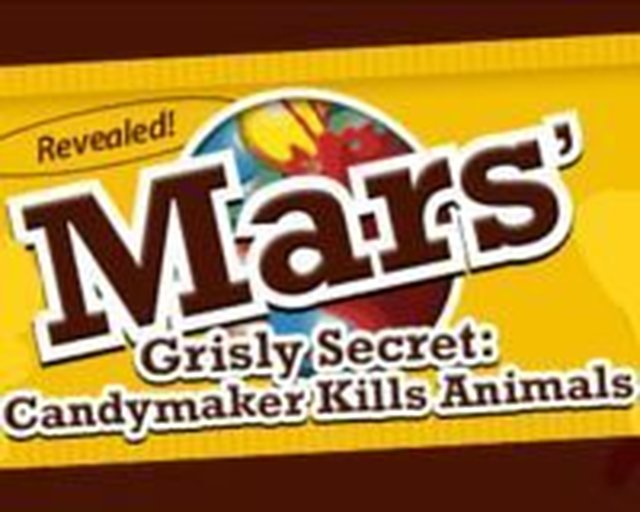 Tell MARS Candy makers to STOP their deadly Animal experiments!