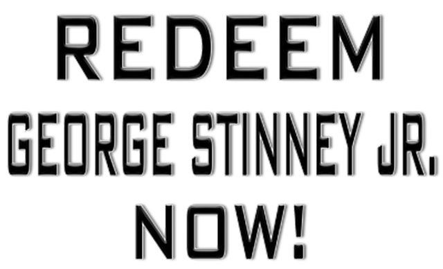 make South Carolina exonerate George Stinney Jr.