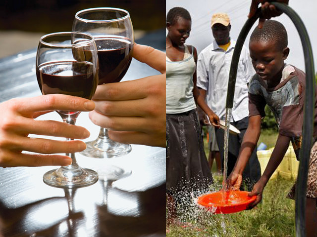 Wine to Water: Join Mama Maji's Table