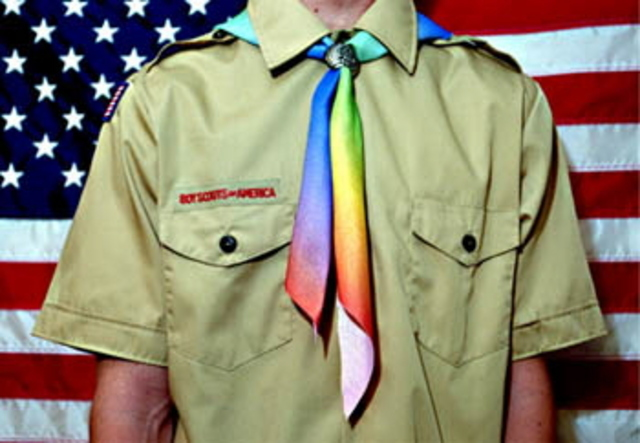 The Boy Scouts of America should allow gay and lesbian Scout leaders
