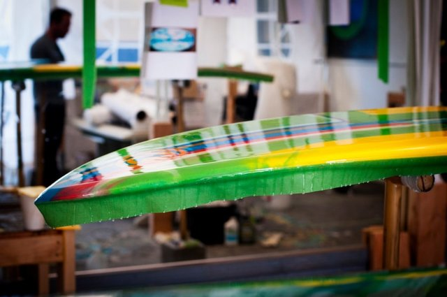 The ECOBOARD Project –– GREEN UP your next surfboard!