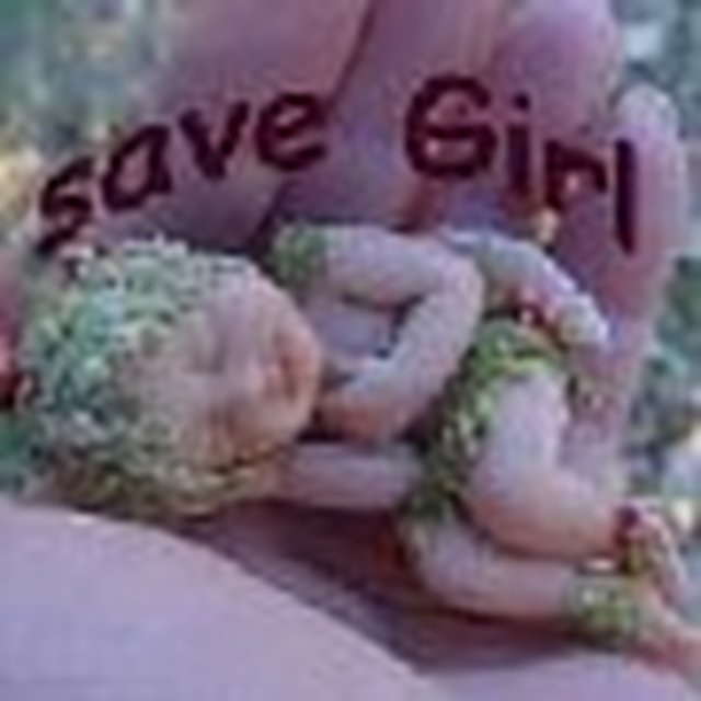 join the movement TO SAVE GIRL CHILD and take the PLEDGE