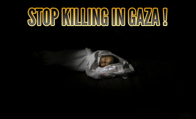 Stop Genocide in Gaza