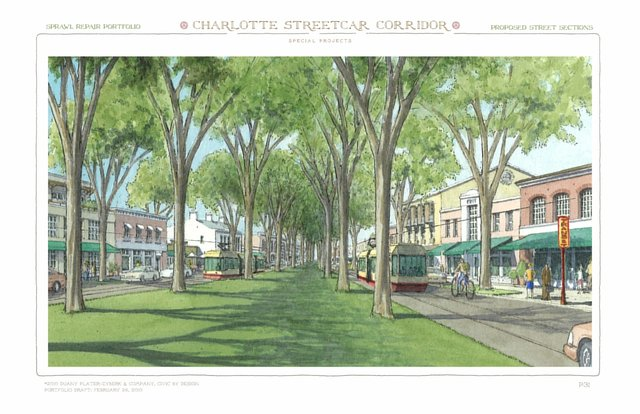 Bring the streetcar to Charlotte's struggling neighborhoods