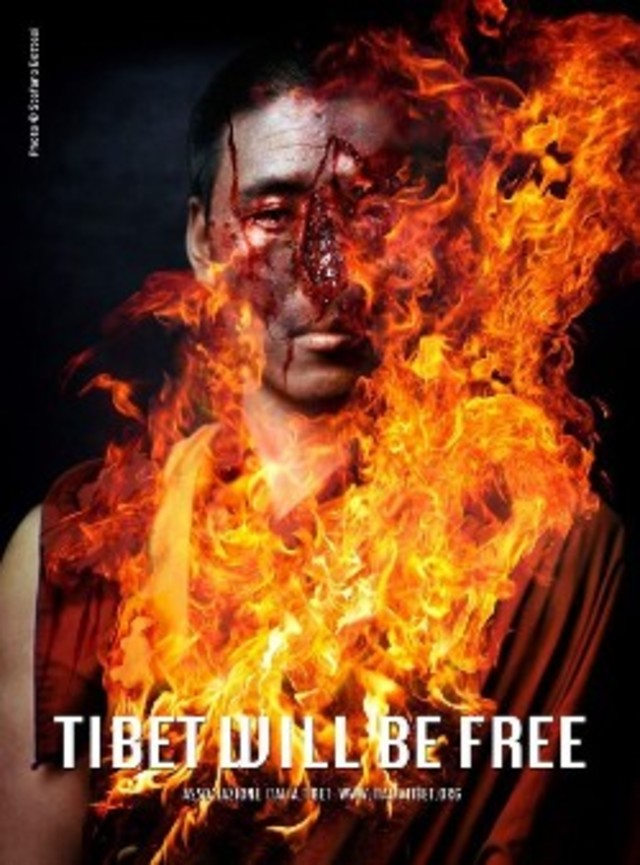 THE CAUSE FOR TIBET - WE MUST CHANGE CHINA NOW!