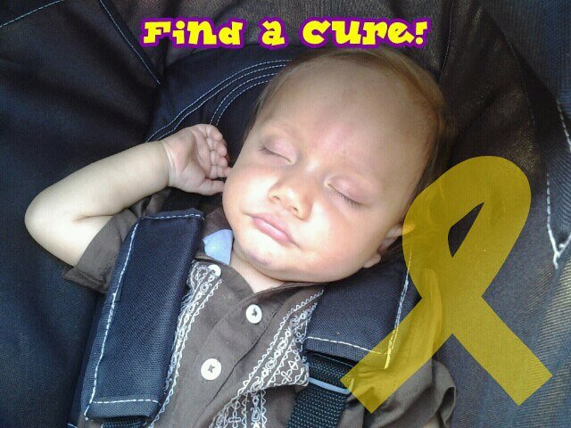 Pediatric Cancer Awareness:  MORE FUNDING, MORE AWARENESS