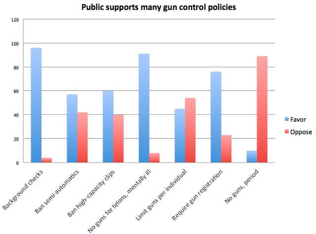 Common Sense Gun Reform - To Honor the Sandy Hook Elementary School Victims