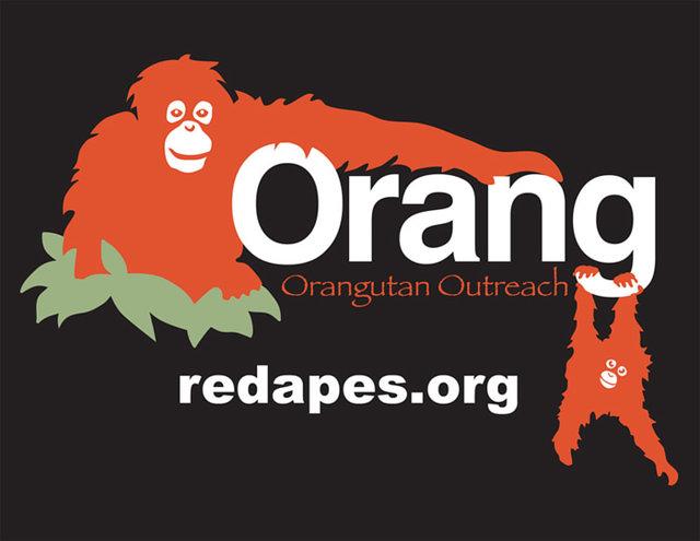 save the organutans