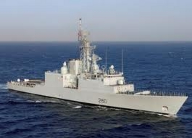 Bring HMCS Iroquois to Iroquois, Ont.
