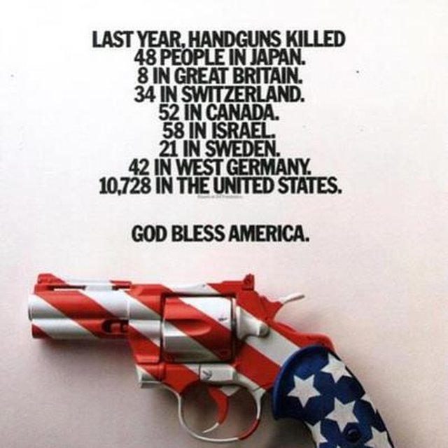 eliminate private ownership of guns and assualt weapons
