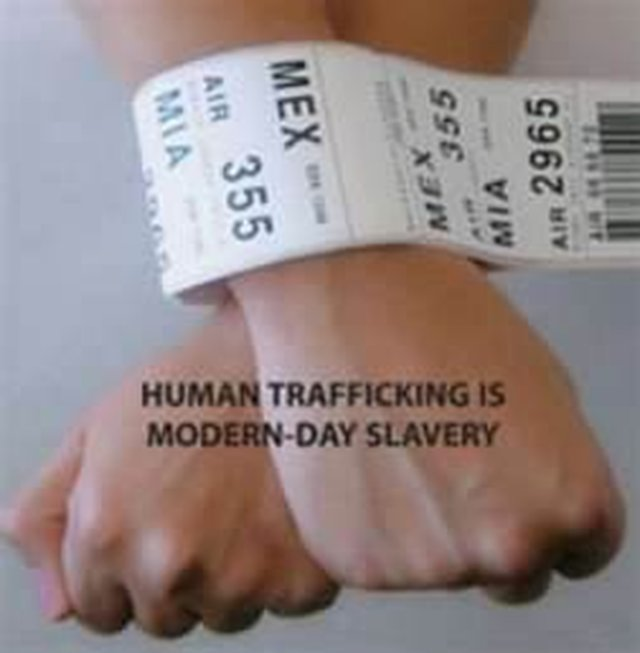 End the Demand for Human Sex Trafficking