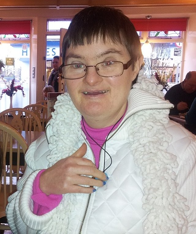 Irish Woman With Down's Syndrome - Denied Right to Travel!