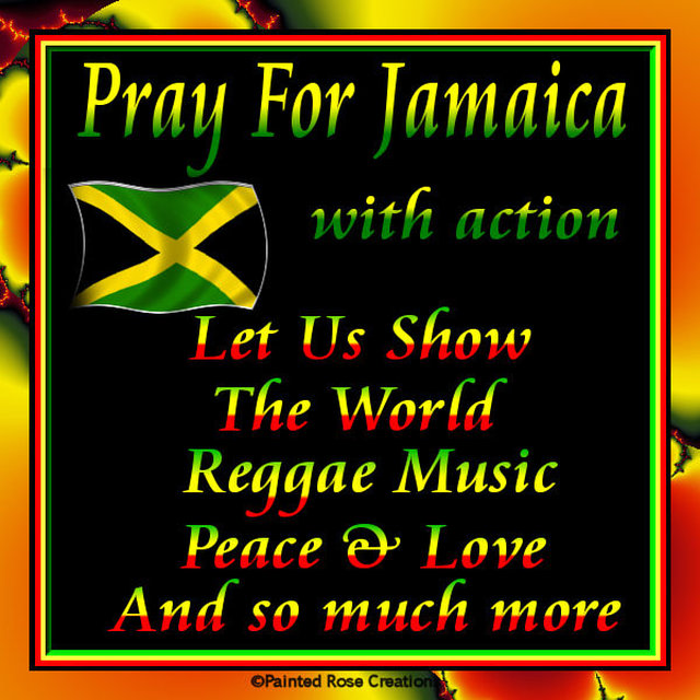 PRAY FOR JAMAICA
