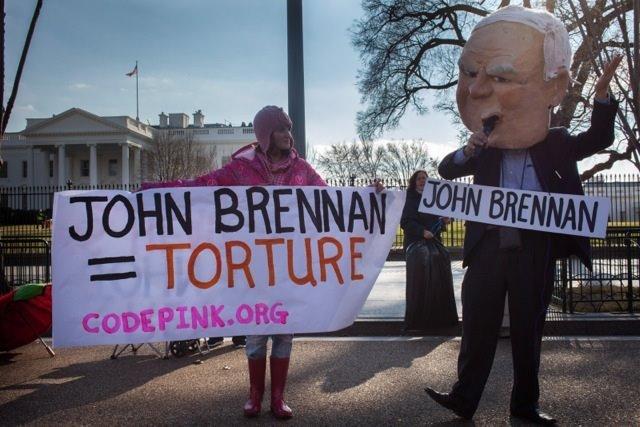 Senators Feinstein and Mikulski: Vote Against Making John Brennan Head of CIA