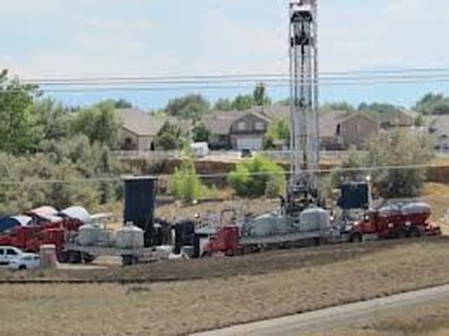Ban Fracking in Boulder County, Colorado