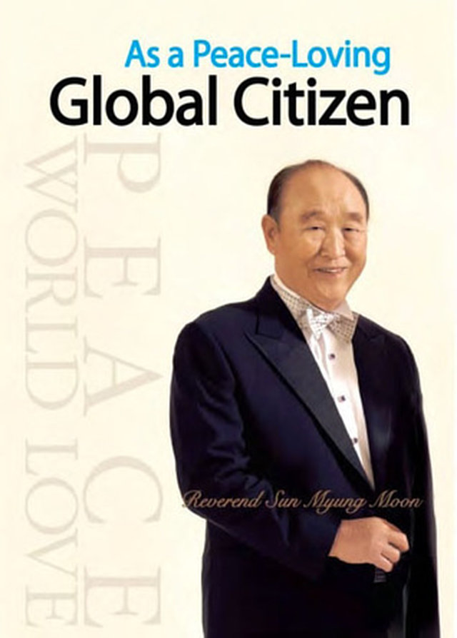 Petition to governments of all countries to accept Rev. Dr. Sun Myung Moon chosen by God as messiah!