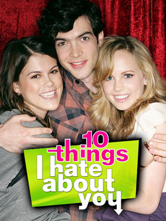 We want 10 Things I Hate About You to come back! :)