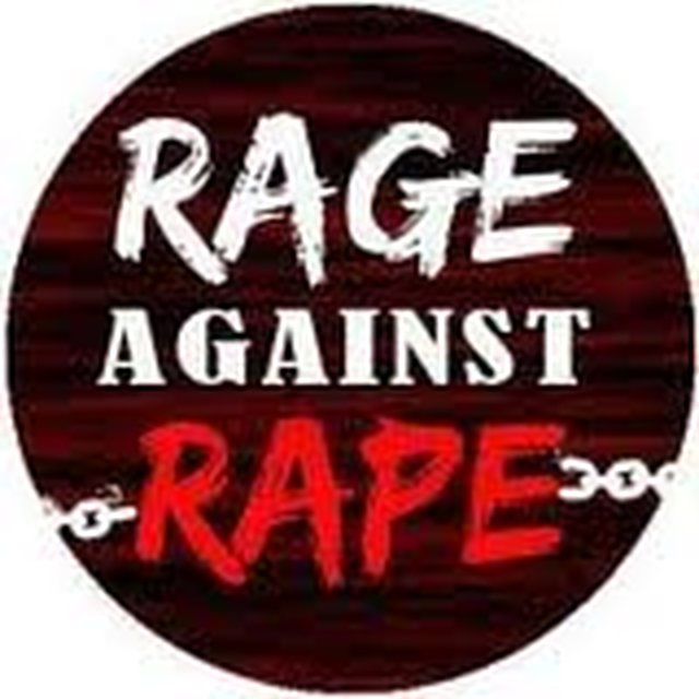 RAISE VOICE AGAINST SEXUAL PREDATORS