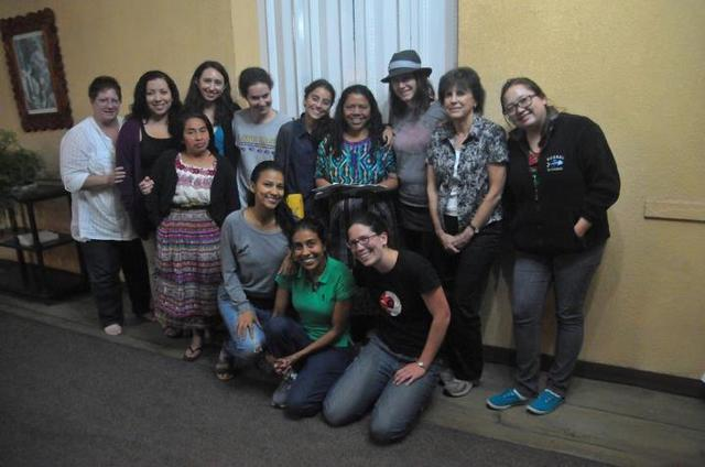 Send postcards of support to indigenous female activist attacked in Guatemala.