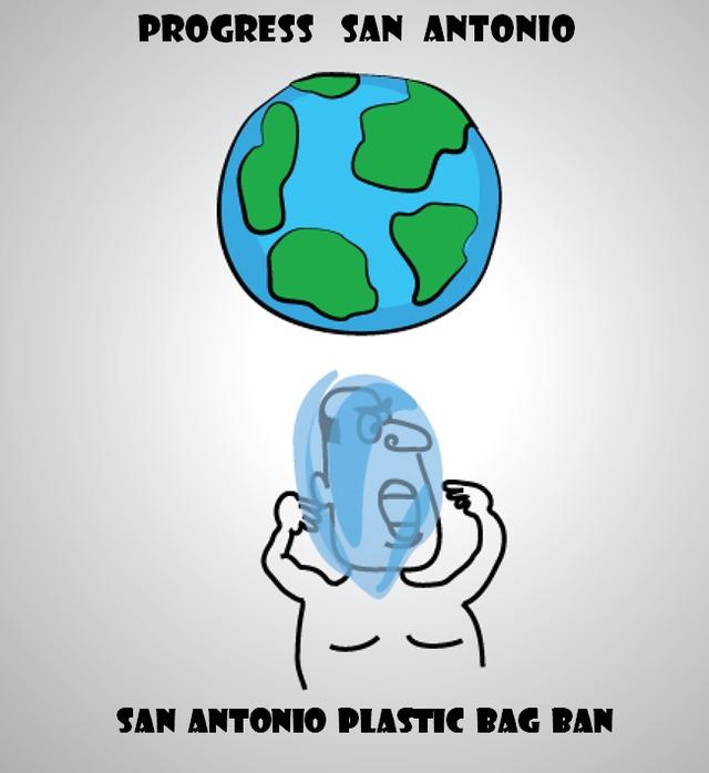 ban plastic bags in San Antonio