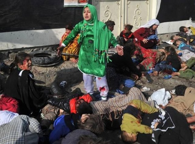 stop Shia killing in Pakistan