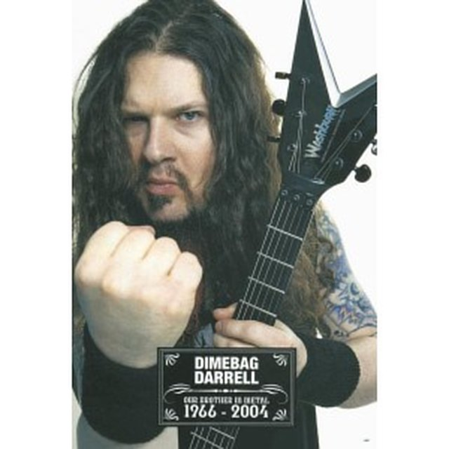 "Induct Darrell ""Dimebag"" Abbott into the Rock N' Roll Hall of Fame!"