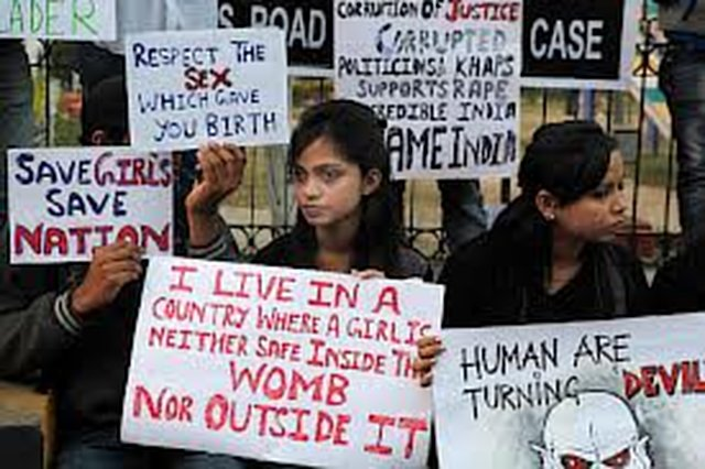 FAST ACTION AGAINST THE GUILTY AND TO REINFORCE WOMENS RIGHTS IN INDIA