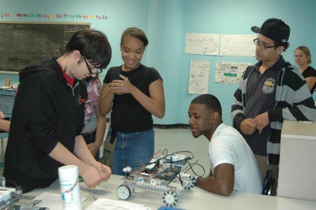 Spring 2013 Robotics Programs!!!