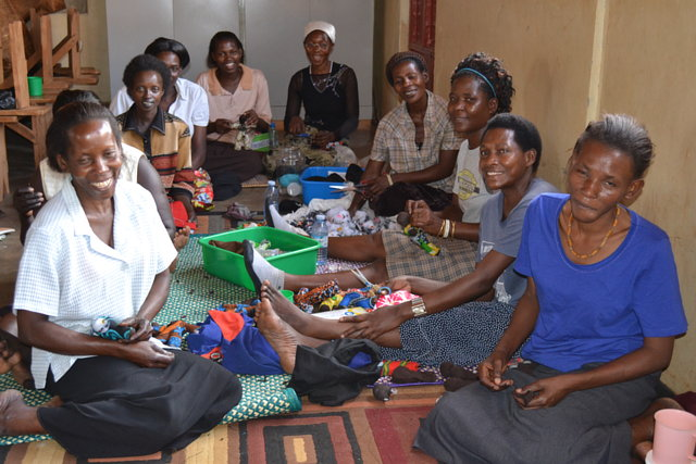 Partner with the chronically poor in business 2013
